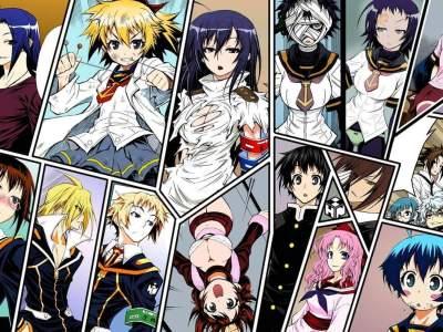 Medaka Box : Anime Super Power, Dengan Karakter Utama Seorang Cewek 23