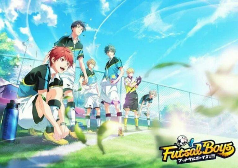 PV Baru Proyek Futsal Boys!!!!! Ungkap Pemeran Lainnya 4