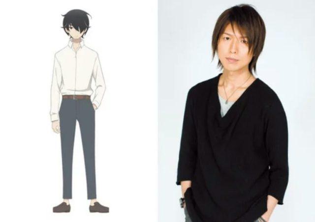 Anime Kakushigoto Diperankan Ari Ozawa, Kaede Hondo, Azumi Waki 5