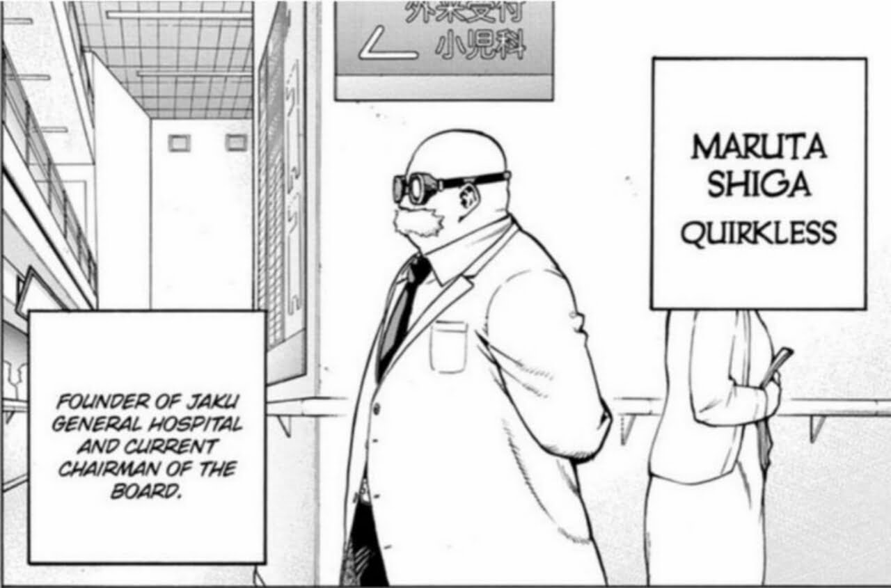 "Shueisha Mengeluarkan Permintaan Maaf Resmi untuk Nama Tokoh ""Boku no Hero Academia"" 1"