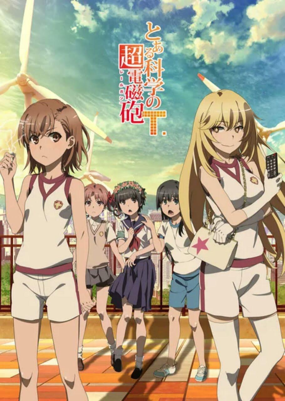 Sajou no Hana Akan Membawakan Lagu Penutup Baru Untuk Anime A Certain Scientific Railgun T 1