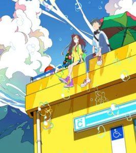 Film Anime Words Bubble Up Like Soda Pop Diperankan Kikuko Inoue 4