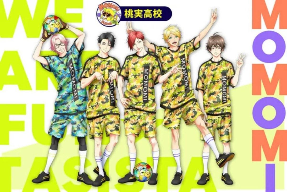 PV Baru Proyek Futsal Boys!!!!! Ungkap Pemeran Lainnya 2