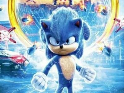 Film Sonic the Hedgehog Merilis Klip Dengan Terjemahan Bahasa Jepang, Visual Poster Baru 7