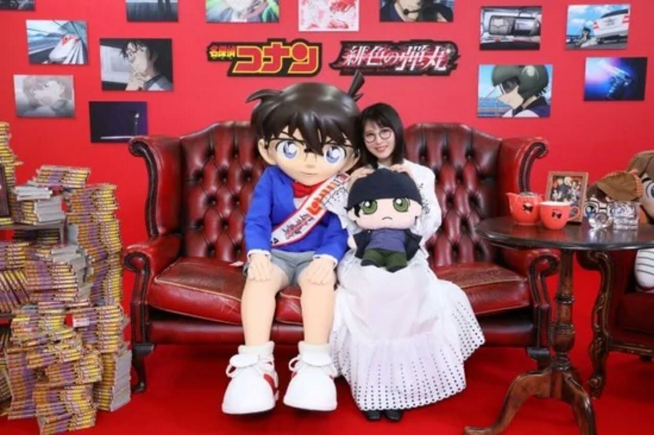 Film Detective Conan Ke-24 Diperankan Minami Hamabe 1