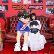 Film Detective Conan Ke-24 Diperankan Minami Hamabe 16