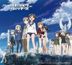 Anime Luminous Witches Diperankan Kyō Tachibana 5