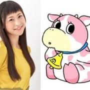 Anime dari Proyek Karakter Virtual 'Kotodama Shōjo' Diperankan oleh Sora Tokui sebagai Sapi 9