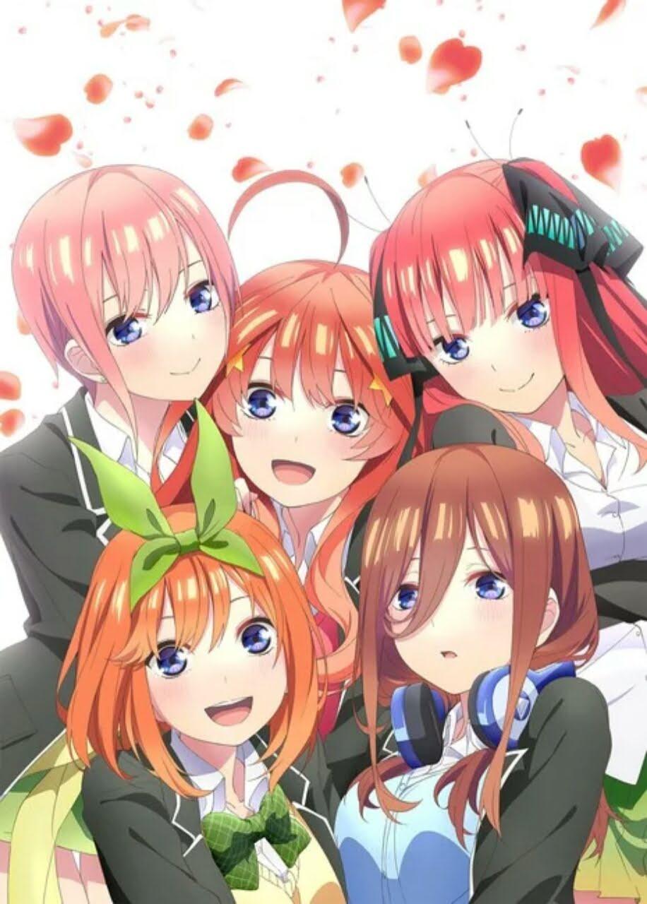 Season Kedua Anime The Quintessential Quintuplets Akan Tayang Pada Bulan Oktober Dengan Sutradara dan Studio Baru 2
