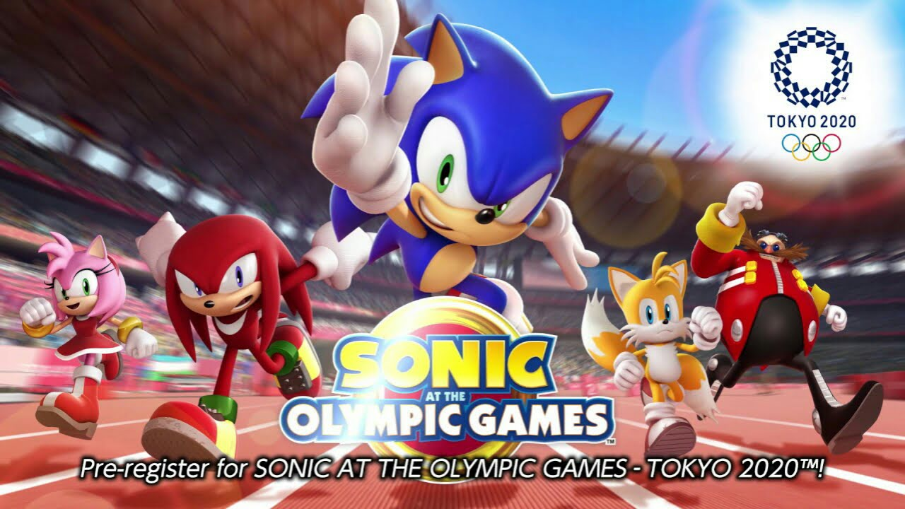 Trailer Game Smartphone Sonic at the Olympic Games: Tokyo 2020 Ungkap Tanggal Rilis Game-nya 1