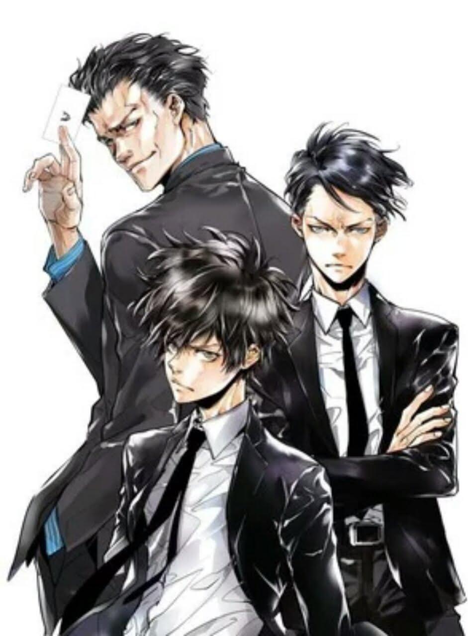 Film Anime Psycho-Pass 3 Dibuka pada 27 Maret Selama 2 Minggu 1