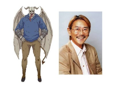 Anime Dorohedoro Diperankan Shigeru Chiba sebagai Chidaruma 4