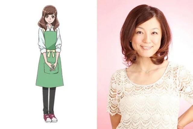 Ryota Ohsaka, Yumi Kakazu Ikut Berperan Dalam Anime Healin' Good Precure 3