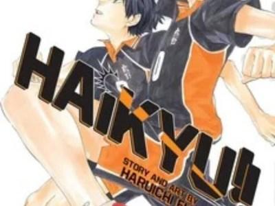 Manga Haikyu!! Berhenti Sementara 1 Minggu untuk Riset 22