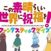 Game Smartphone Konosuba Ungkap Video Opening dan Tanggal Debutnya 5