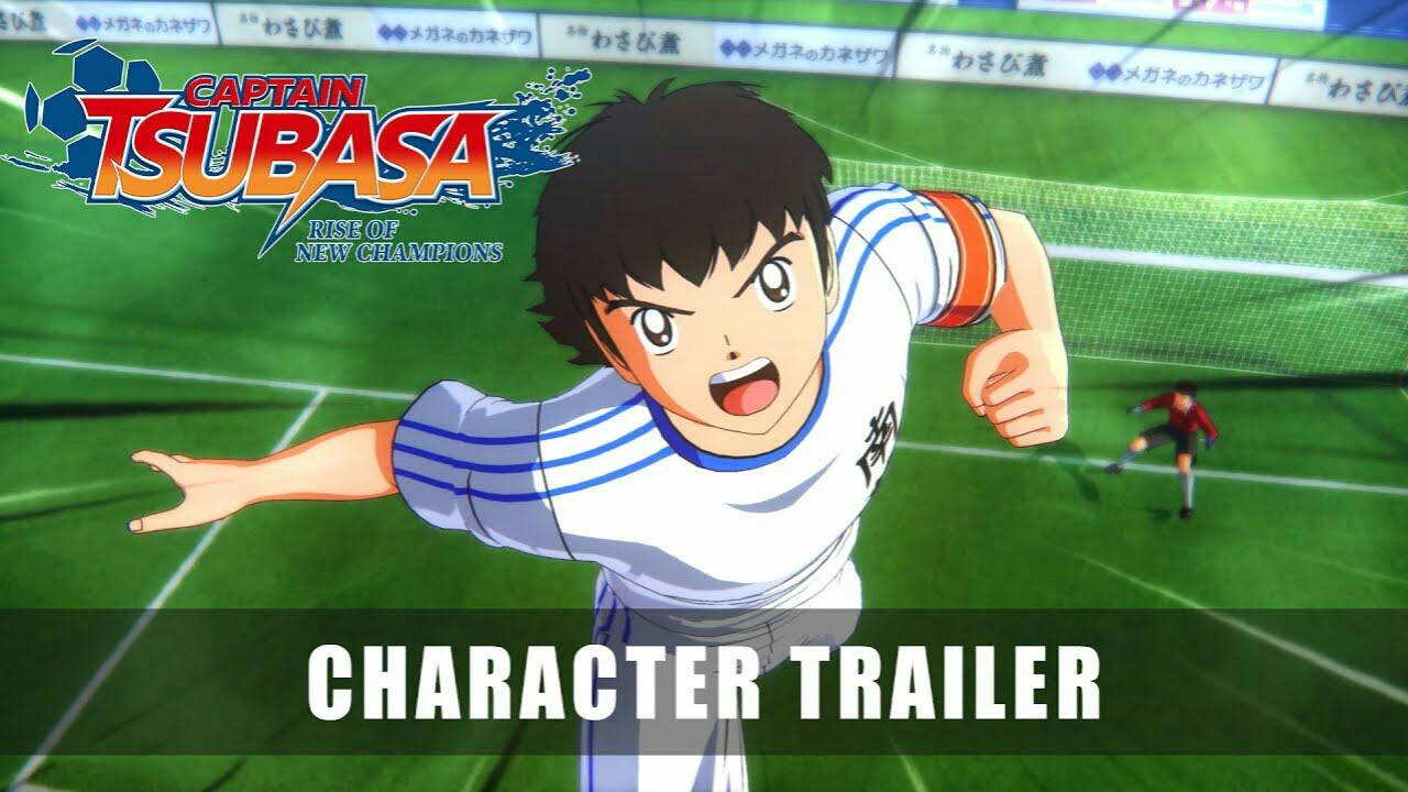 Trailer Karakter dari Game Captain Tsubasa: Rise of New Champions Dirilis 1