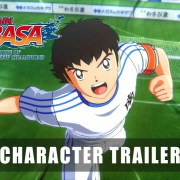 Trailer Karakter dari Game Captain Tsubasa: Rise of New Champions Dirilis 18