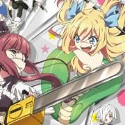 Season Kedua Anime Dropkick on My Devil! Ungkap Lagu Pembuka dan Visualnya 12