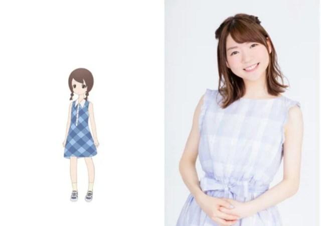 Anime Kakushigoto Diperankan Ari Ozawa, Kaede Hondo, Azumi Waki 2