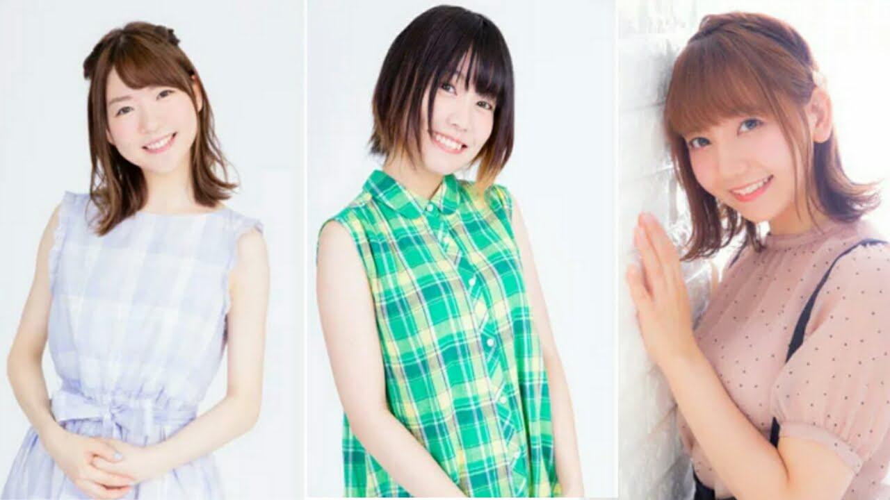 Anime Kakushigoto Diperankan Ari Ozawa, Kaede Hondo, Azumi Waki 1