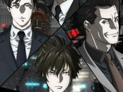 Video Teaser Ke-2 dari Film Anime Psycho-Pass 3 Dirilis 7