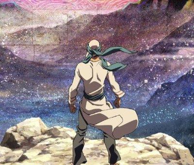 The Journey Film Anime