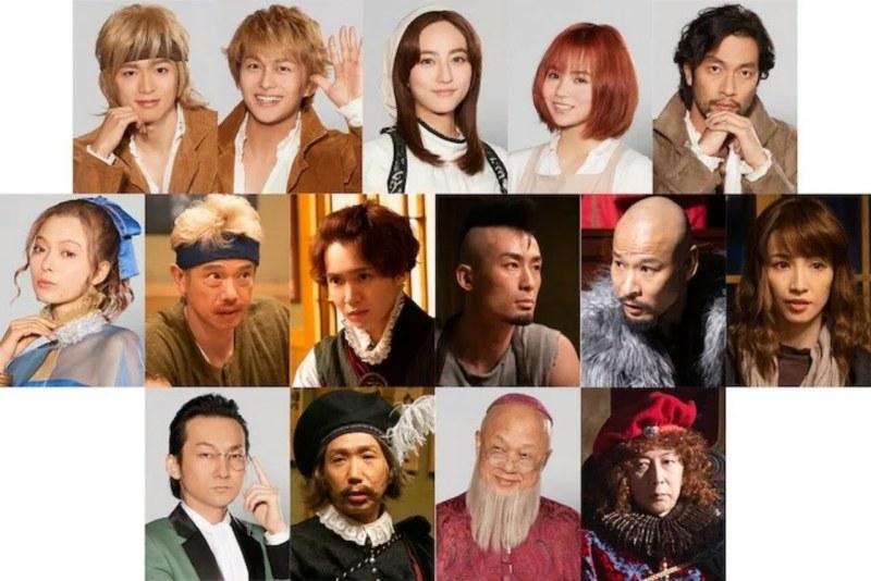 "Seri Live-Action Isekai Izakaya ""Nobu"" Ungkap Pemeran Lainnya 1"
