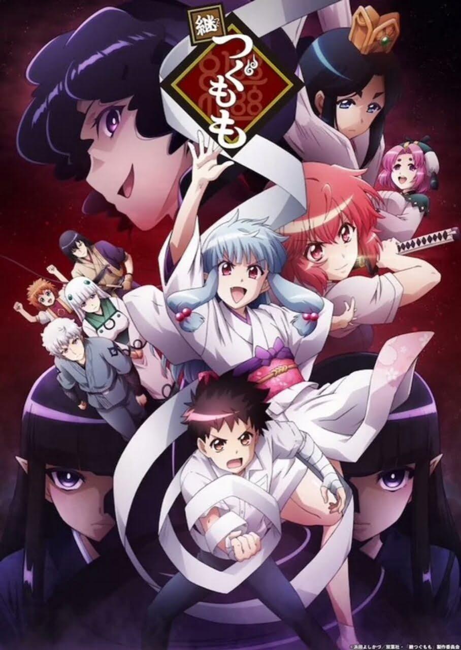 PV Kedua Anime Tsugumomo Season 2 Ungkap Seiyuu Lainnya dan Tanggal Debut Animenya 2