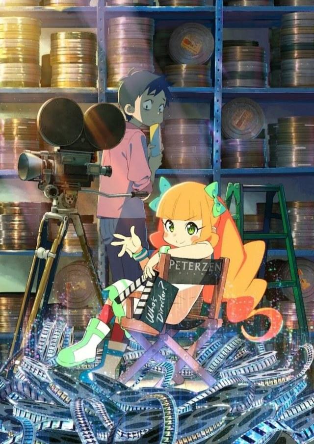 Film Anime Pompo: The Cinéphile Ungkap Staf Lainnya, Visual, dan akan Dibuka pada Tahun Ini 2