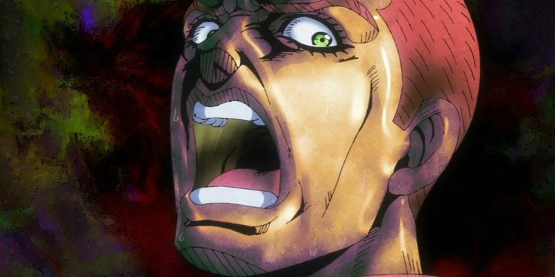 Episode Anime Thus Spoke Rohan Kishibe Baru, 'Zange-shitsu,' Diperlihatkan dalam Video 1