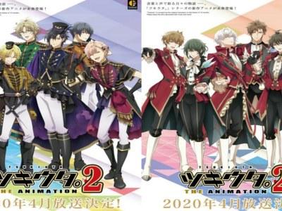 Anime Tsukiuta The Animation 2 Ditunda Ke Juli 5