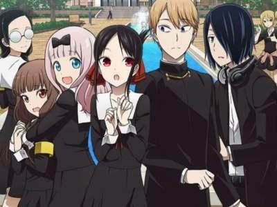 Season Kedua Anime Kaguya-sama: Love is War Dipratinjau Dalam Video Promosi 39