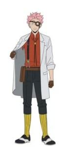 PV Pertama Anime TV MARS RED Ungkap Pemeran-nya 4