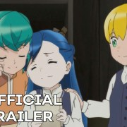 Video Promosi dari Bagian Kedua Anime Ascendance of a Bookworm Ungkap Lagu Pembuka dan Seiyuu Lainnya 7