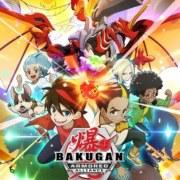 Anime Bakugan: Armored Alliance Debut di Jepang pada tanggal 3 April 10