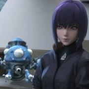 Anime Ghost in the Shell: SAC_2045 Merilis Gambar Karakter Utamanya 3