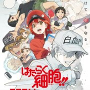 Anime Hataraku Saibou Season 2 Ungkap Tanggal Rilisnya 19