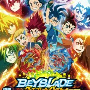 Anime Baru Beyblade Burst Sparking Akan Tayang Pada Tanggal 3 April 6
