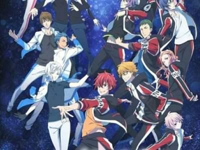 Anime Skate-Leading Stars Dapatkan Manga 1