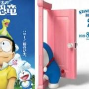 Film Doraemon: Nobita no Shin Kyoryū Dijadwalkan Kembali untuk 7 Agustus, Film Stand By Me Doraemon 2 Ditunda 11