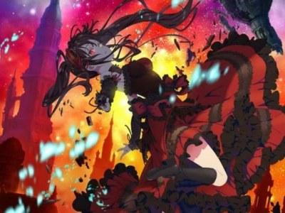 Anime Date A Bullet Ungkap Staf, Format Anime, Visual 18