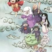Anime Komedi Zashiki-Warashi no Tatami-chan Memulai Debutnya Secara Streaming Pada Tanggal 10 April 4