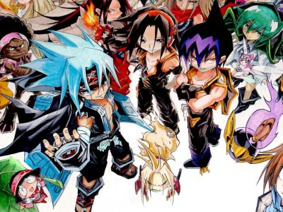 Shaman King Manga Gets New Spinoff Manga Series