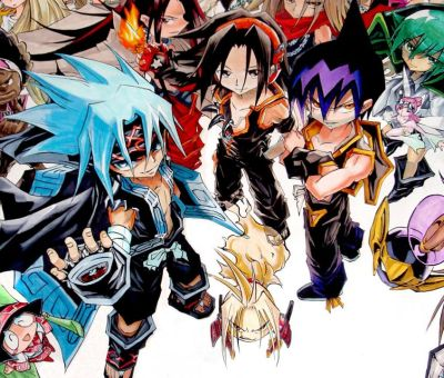 Shaman King Manga Gets New Spinoff Manga Series