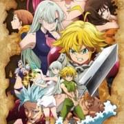 Manga Seven Deadly Sins Dapatkan Anime Baru Pada Bulan Oktober 10