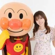 Film Anpanman 2020 Diperankan oleh Kyoko Fukada sebagai Heroine 10
