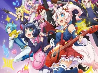 Franchise Show By Rock!! Dapatkan Seri Anime TV Baru 7