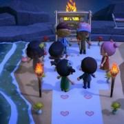 Pernikahan yang Batal Karena COVID-19 Dikreasikan dalam Animal Crossing: New Horizons 17