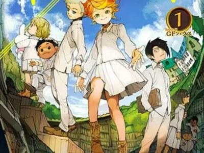 Manga The Promised Neverland Absen Di 1 Edisi, Kembali Pada Tanggal 11 Mei 48