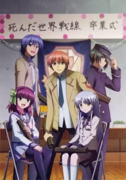 Anime Angel Beats! Merayakan Ulang Tahun Ke-10 1